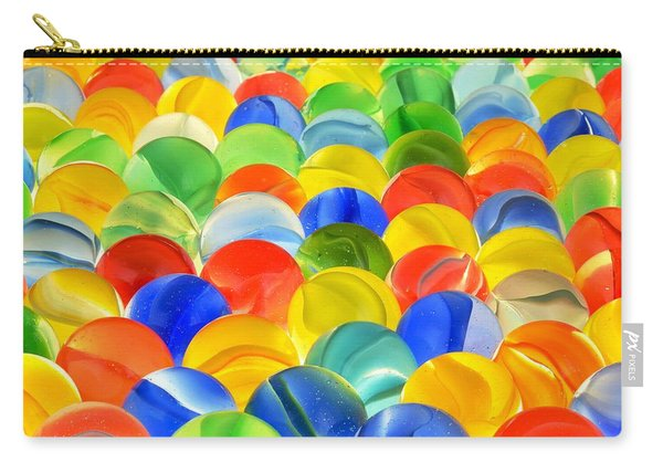 Marbles Carry-all Pouch