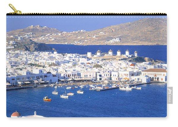 Mykonos, Cyclades, Greece Carry-all Pouch