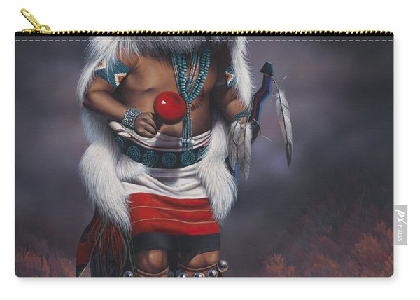 Mystic Dancer Carry-all Pouch