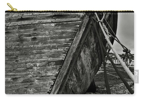Old Abandoned Ship Carry-all Pouch