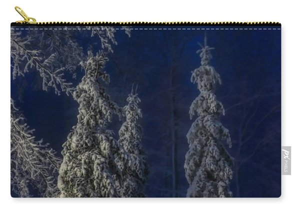 Rib Mountain State Park Snow Carry-all Pouch