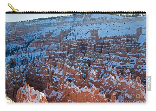 Sunset Point Bryce Canyon National Park Carry-all Pouch