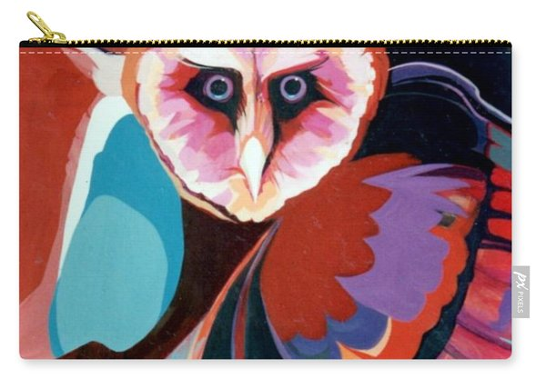 What A Hoot Carry-all Pouch