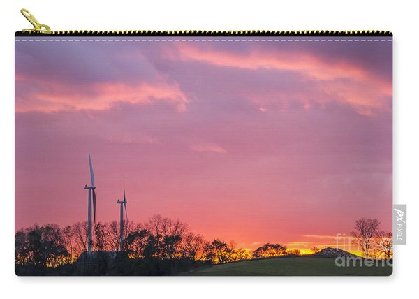Wind Power - Middleton, Wi Carry-all Pouch