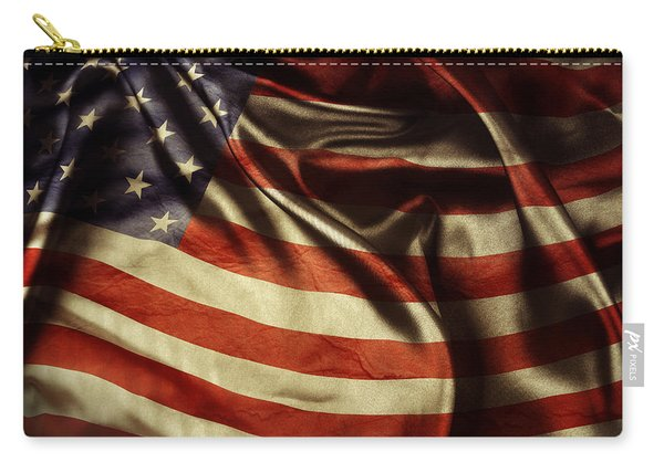 American Flag 51 Carry-all Pouch