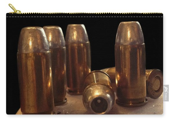 Bullet Art 32 Caliber Bullets 3514 Carry-all Pouch