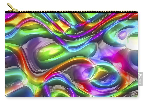Abstract Series 38 Carry-all Pouch