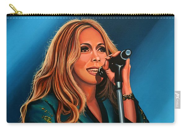 Anouk Painting Carry-all Pouch