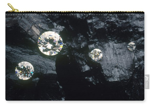 Diamonds Carry-all Pouch