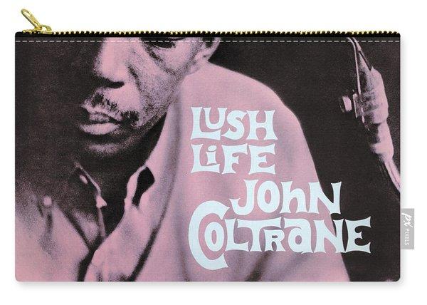 John Coltrane -  Lush Life Carry-all Pouch