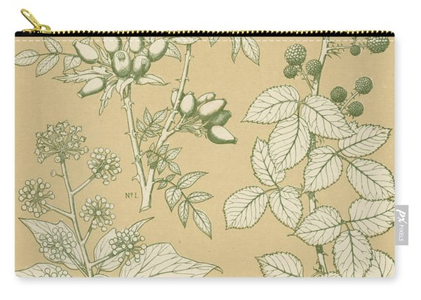Leaves From Nature Carry-all Pouch