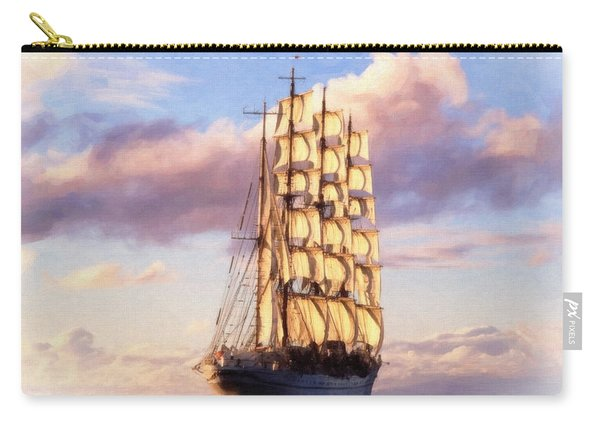 4 Mast Barque Carry-all Pouch