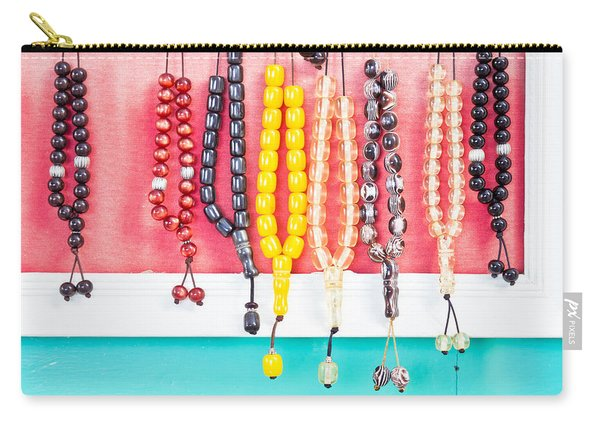 Prayer Beads Carry-all Pouch