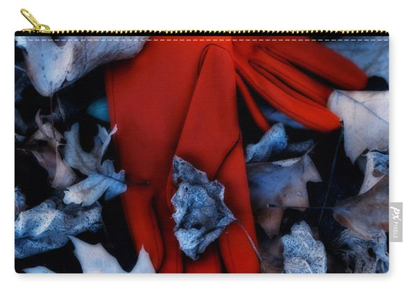 Red Gloves Carry-all Pouch