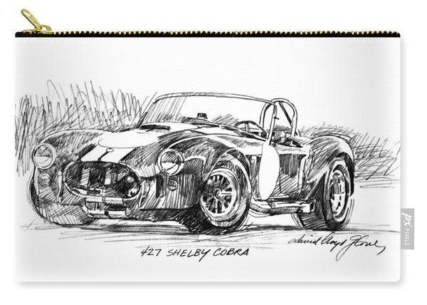 427 Shelby Cobra Carry-all Pouch