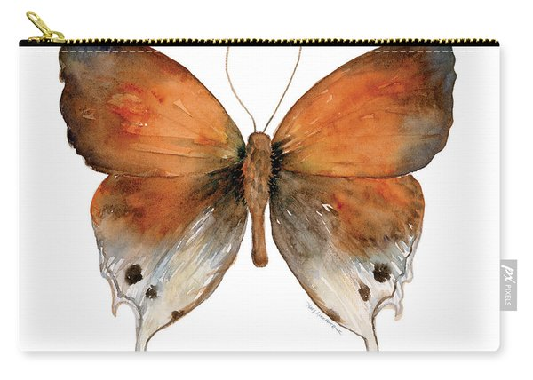 47 Mantoides Gama Butterfly Carry-all Pouch