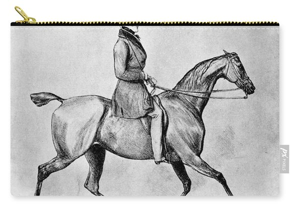 Henry John Temple (1784-1865) Carry-all Pouch