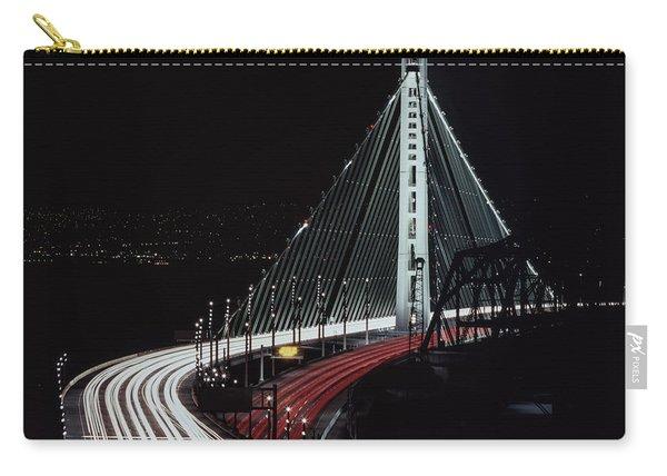 Oakland Bridge Carry-all Pouch
