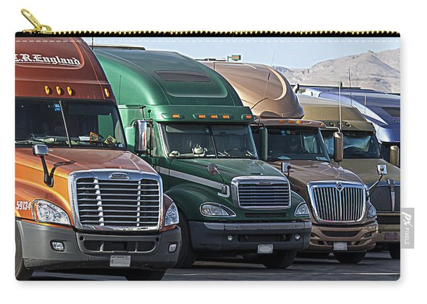 Semi Truck Fleet Carry-all Pouch