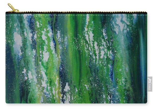 Greenery Duars Carry-all Pouch