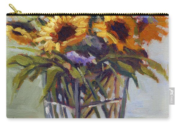 Summer Bouquet 4 Carry-all Pouch