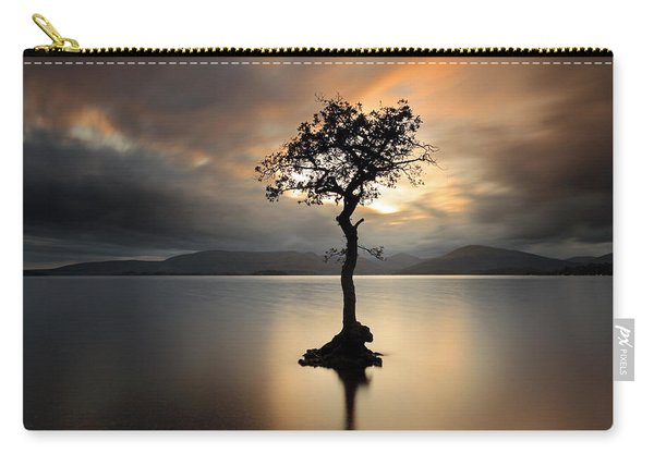 Loch Lomond Sunset Carry-all Pouch