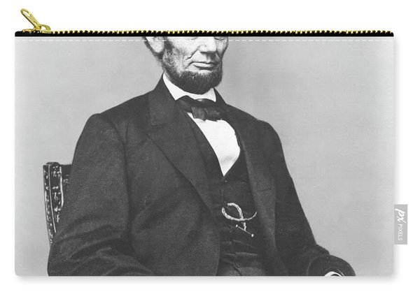 President Lincoln Carry-all Pouch