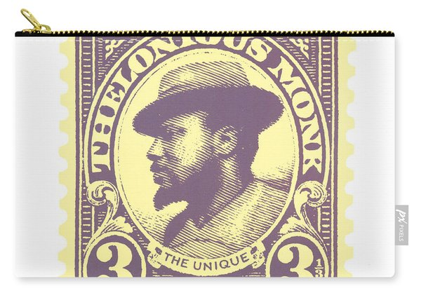 Thelonious Monk -  The Unique Thelonious Monk Carry-all Pouch