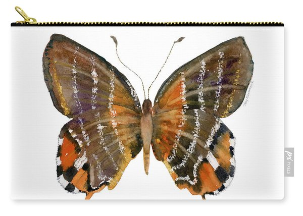 60 Euselasia Butterfly Carry-all Pouch
