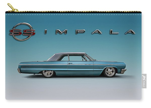 '64 Impala Ss Carry-all Pouch
