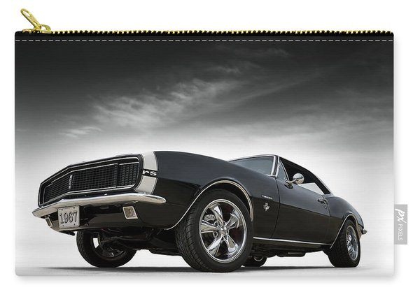 '67 Camaro Rs Carry-all Pouch