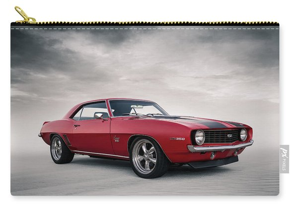 69 Camaro Carry-all Pouch