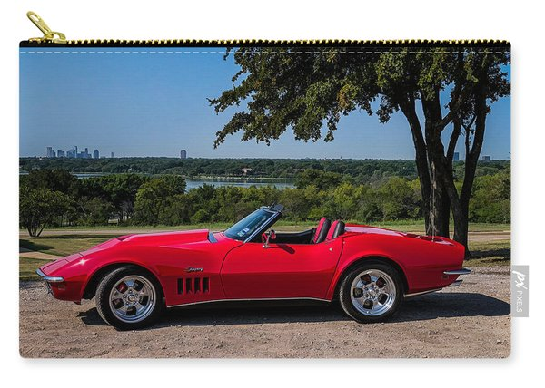 '69 Stingray Carry-all Pouch