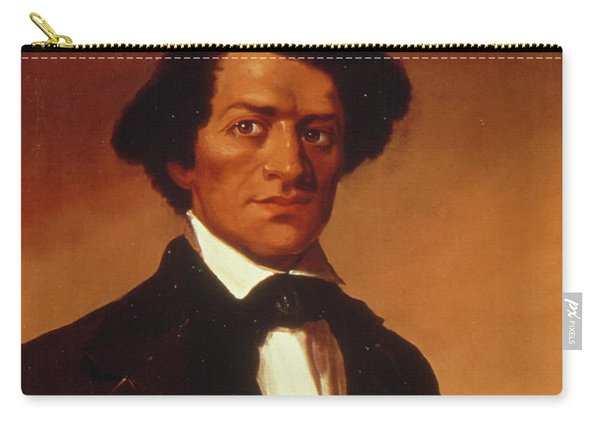 Frederick Douglass (c1817-1895) Carry-all Pouch