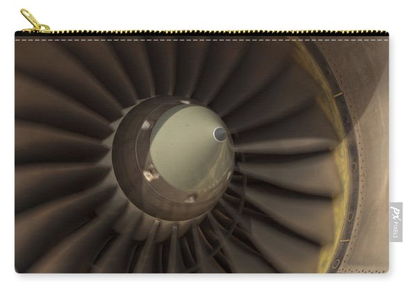 757 Engine Carry-all Pouch