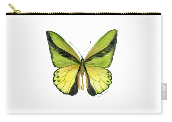 8 Goliath Birdwing Butterfly Carry-all Pouch