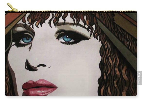 80's Barbra Carry-all Pouch