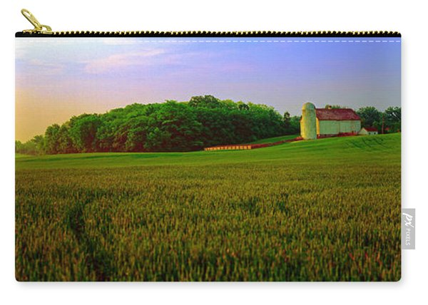Conley Road, Spring, Field, Barn   Carry-all Pouch