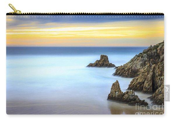 Campelo Beach Galicia Spain Carry-all Pouch