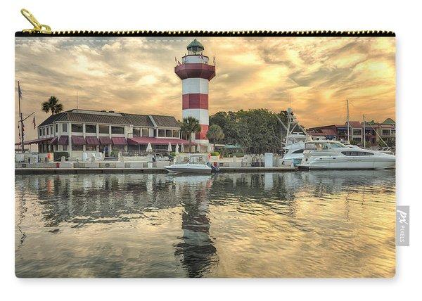 Lighthouse On Hilton Head Island Carry-all Pouch