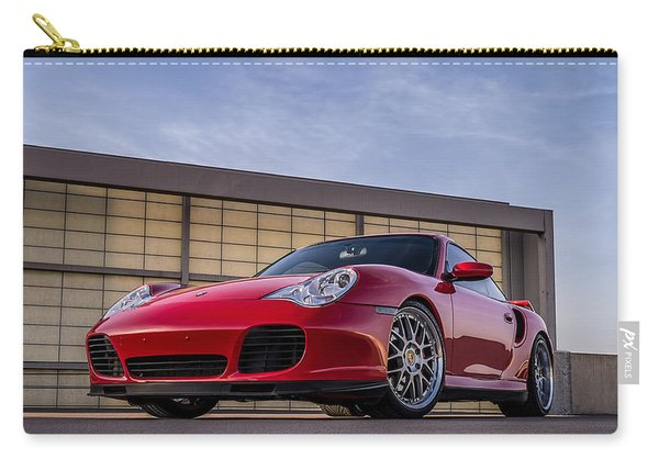 911 Twin Turbo Carry-all Pouch