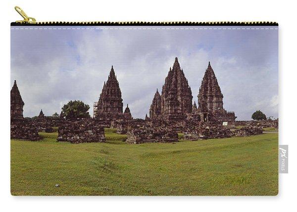 9th Century Hindu Temple Prambanan Carry-all Pouch