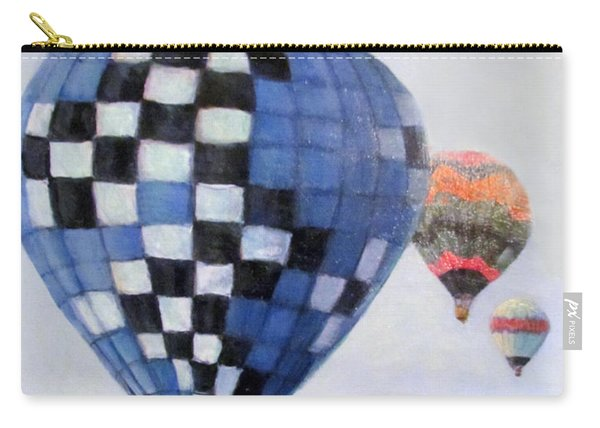 A Balloon Disaster Carry-all Pouch