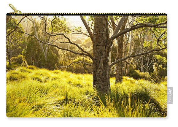A Bare Tree Carry-all Pouch