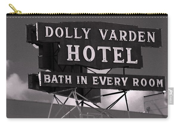 A Bath In Every Room Carry-all Pouch
