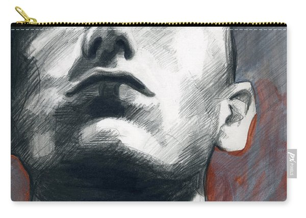A Boy Named Patience  Carry-all Pouch