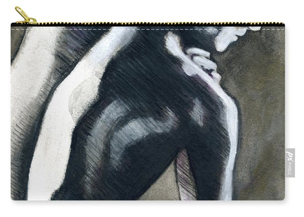 A Boy Named Shadow Carry-all Pouch