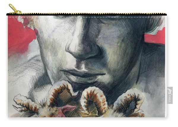 A Boy Named Stubborn Carry-all Pouch