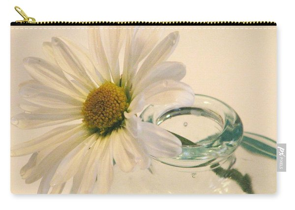 A Daisy A Day Carry-all Pouch