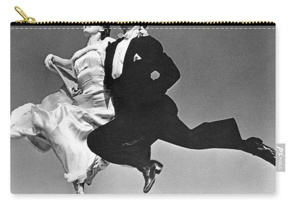 A Dance Team Does The Rhumba Carry-all Pouch